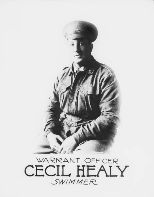 Cecil Healy