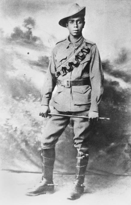 Private Walter Saunders